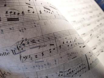 hudební zápis
