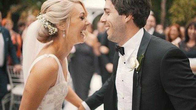 Zábava na svatbě