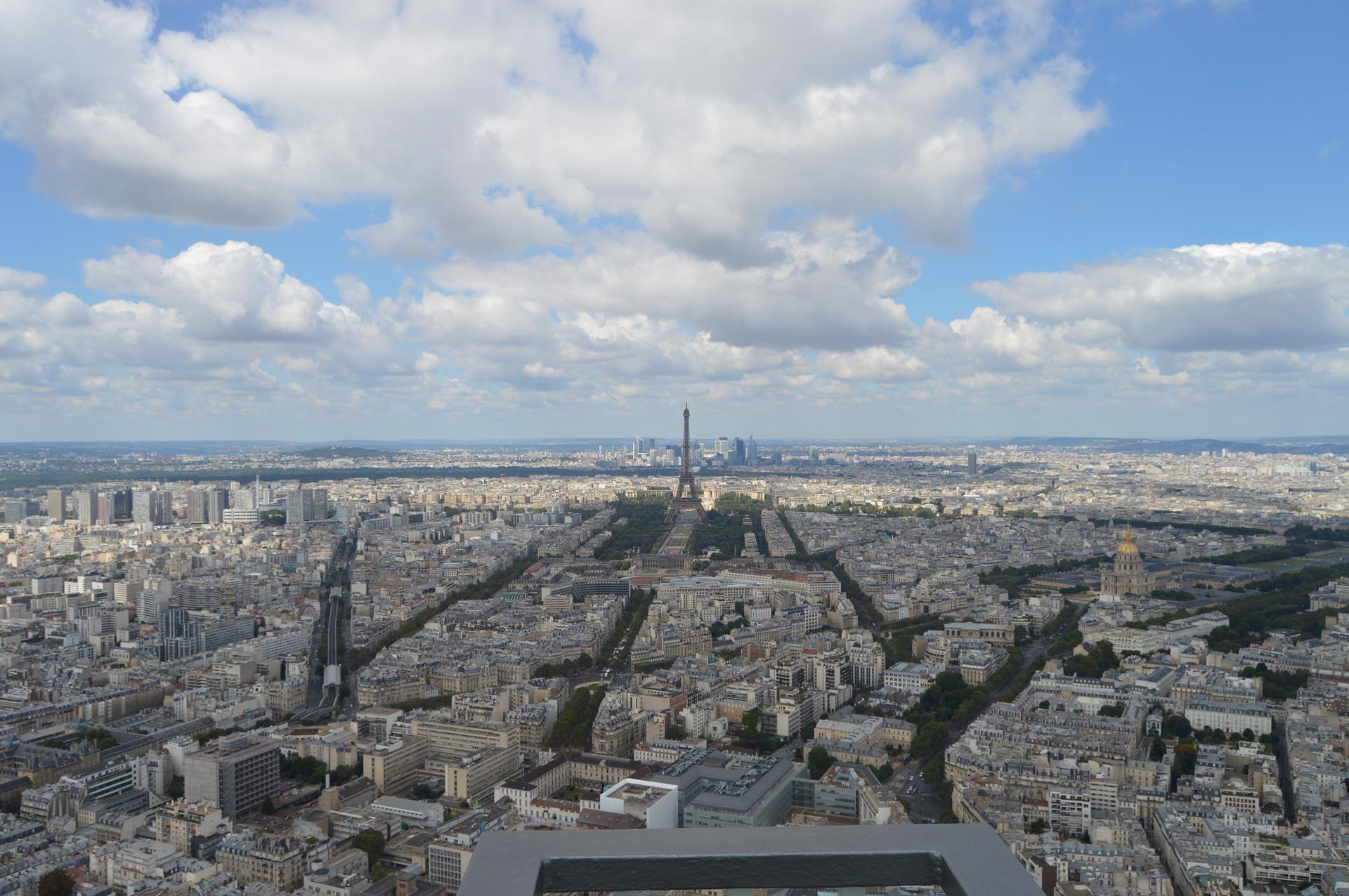 Výhodná cesta do Paříže?
